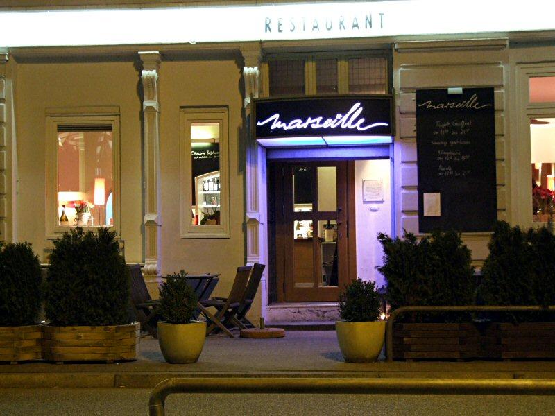 Marseille Restaurant Hamburg