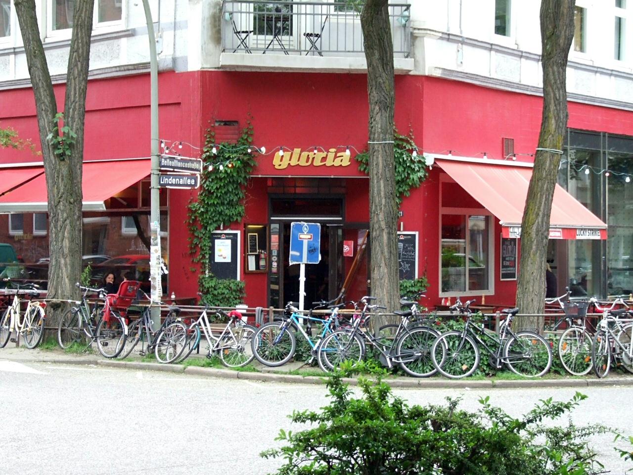 Gloria Hamburg