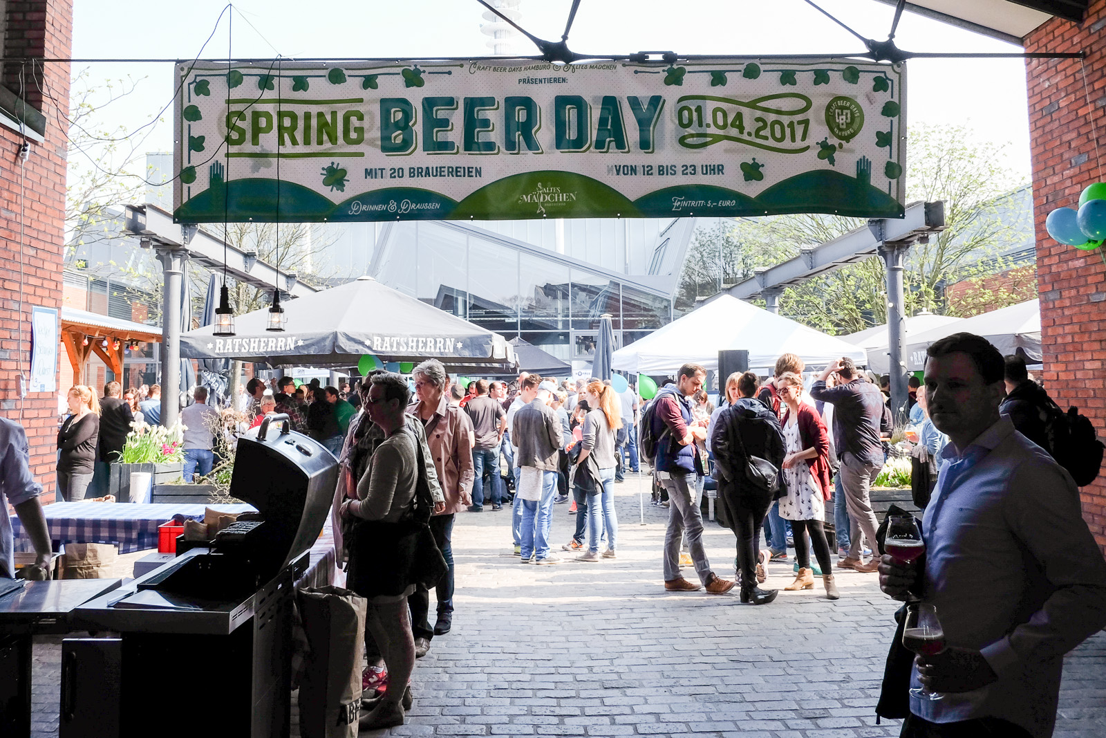 spring beer day