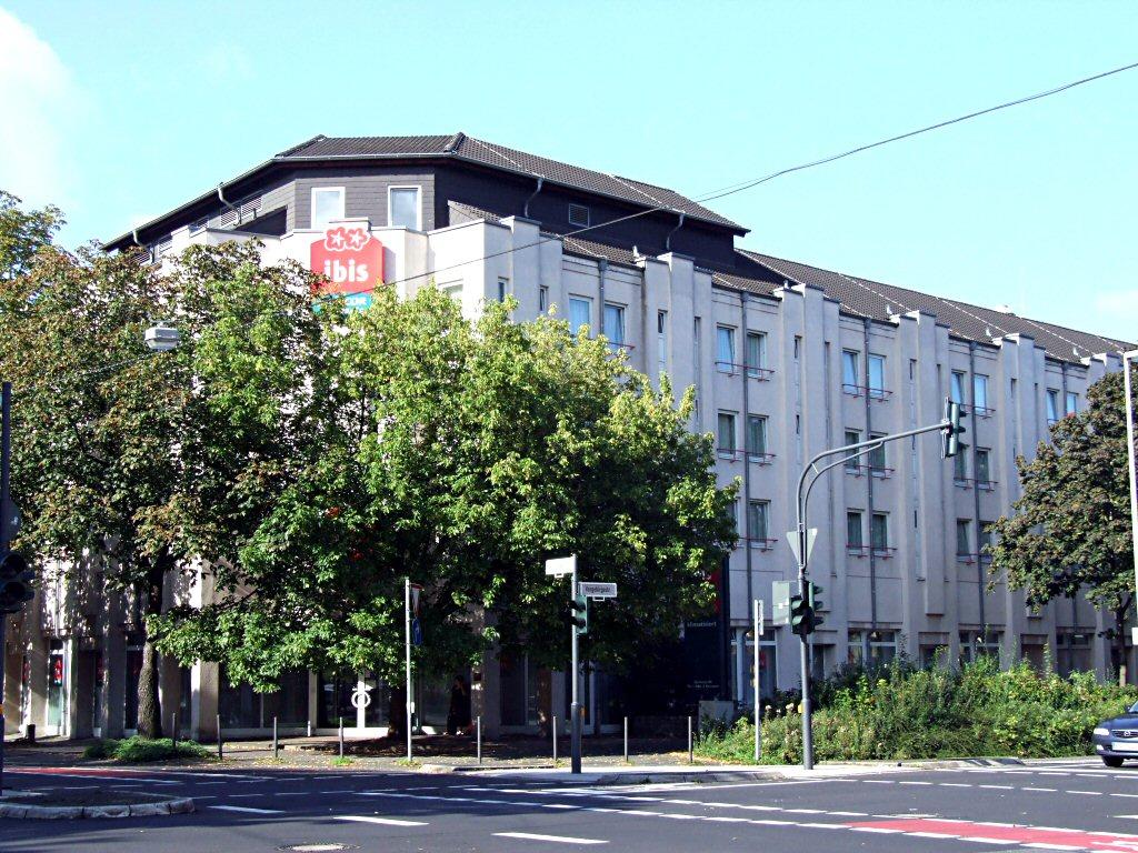 Hotel Ibis Bonn Telefon