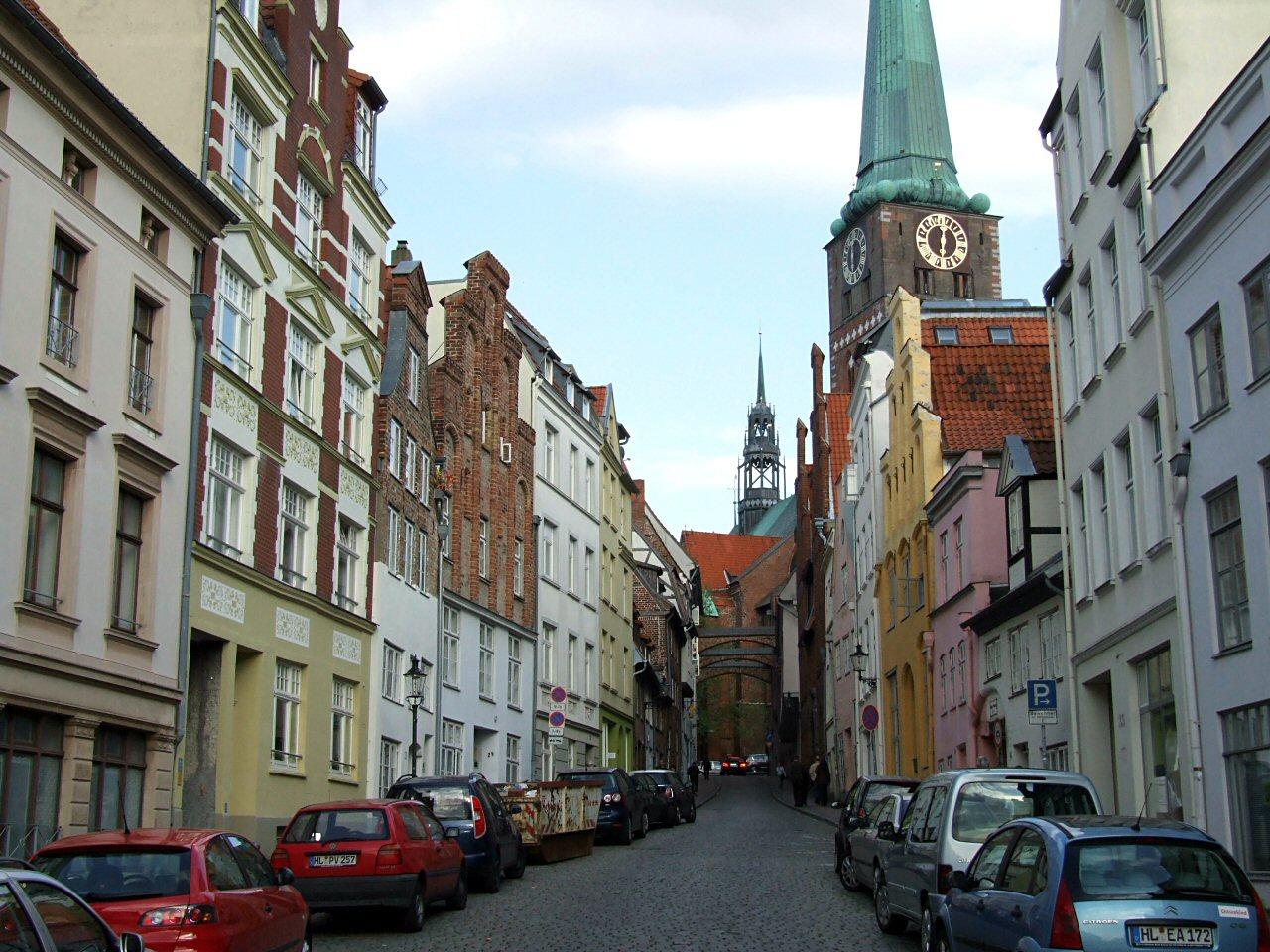 Heilsarmee Lübeck