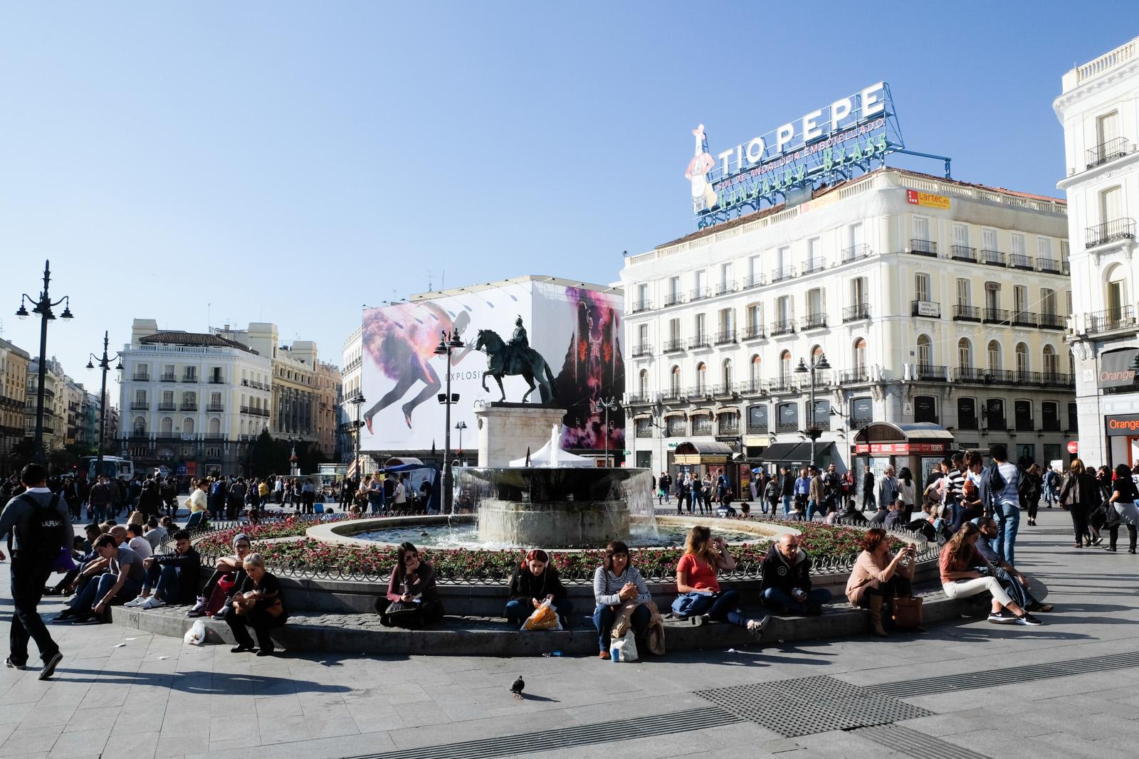Madrid 2015 for Grand hotel de paris madrid