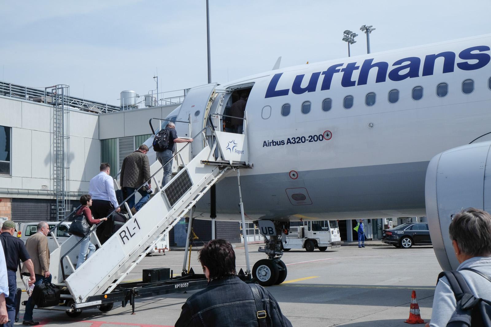 weiterflug anzeige auf flughafen